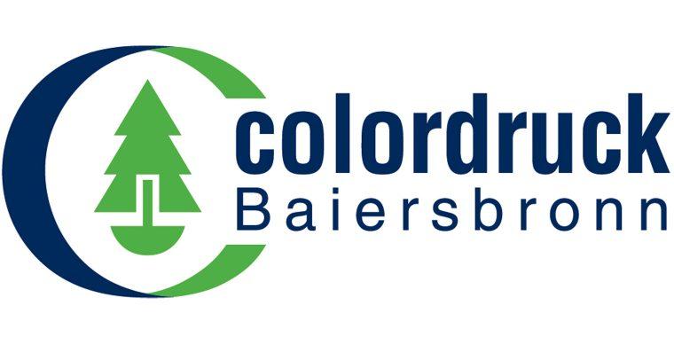 Logo colordruck Baiersbronn W. Mack GmbH & Co. KG