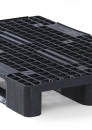 Plastic medium euro pallets for export or reusable usage