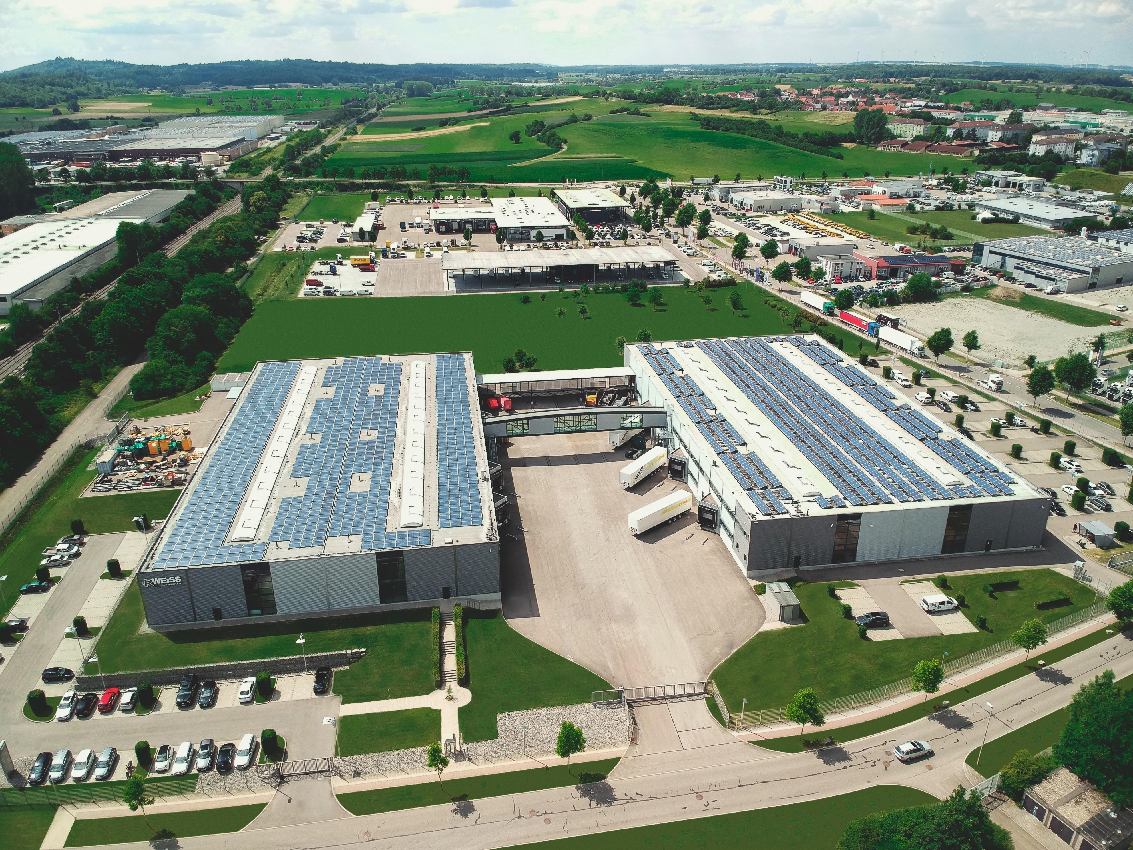 Profilbild R. WEISS Verpackungstechnik  GmbH & Co. KG
