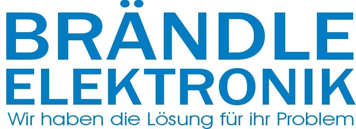 Logo Brändle Elektronik
