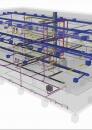 DDS-CAD Gebäudemodell