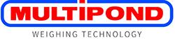 Logo MULTIPOND Wägetechnik GmbH