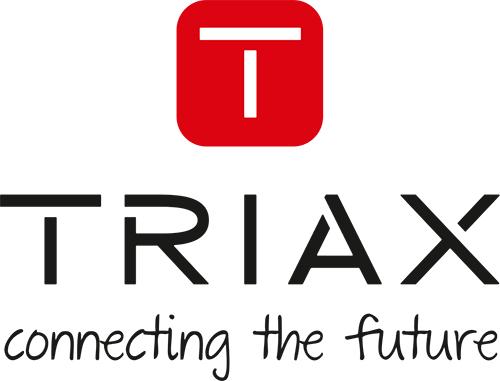 Logo TRIAX GmbH