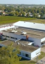 Die RHEIN-PLAST GmbH von oben