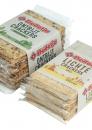 Bündelung von Crackern mit FSC-Papierband