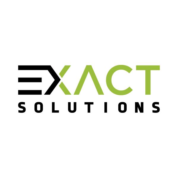 Logo EXACT solutions GmbH