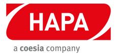 Logo Hapa  AG