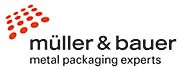 Logo Müller & Bauer GmbH & Co. KG metal packaging experts